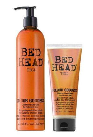 Tigi Bed Head Colour Goddess Oil Infused Duo Pack