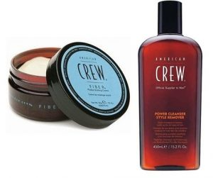 American Crew Fiber + Power Cleanser Style Remover