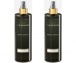 Ted Sparks Bamboo and Peony Roomspray 2 Stuks